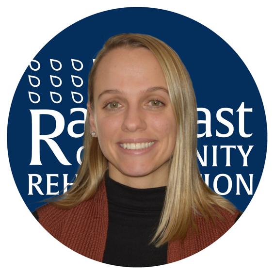 Erin Duhaime - raincoast rehabilitation occupational therapist