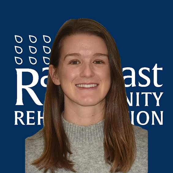 Rhiannon Evans - providing mobile occupational therapy